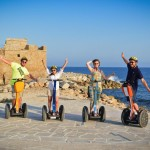 fort of paphos cyprus - With Paphos Segway Tour