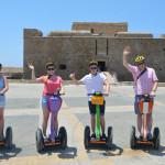 The Paphos Castle - Paphos Segway Tour